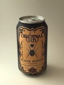 Original Sin - Black Widow (12oz Can)